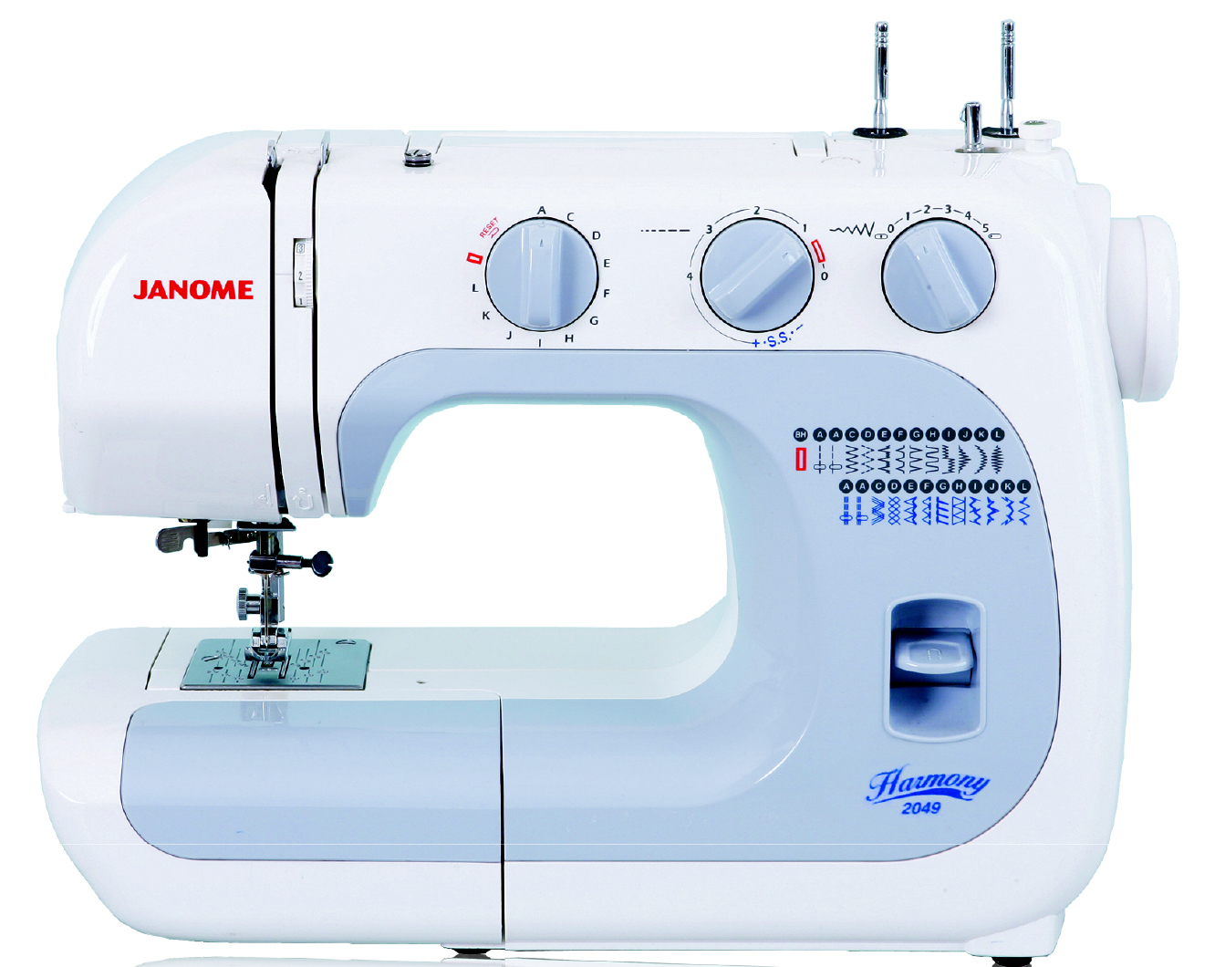 Sewing-Machine-Janome-MC2049