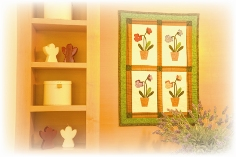 DIY-Sewing-Courses-orchid-wall-hanging