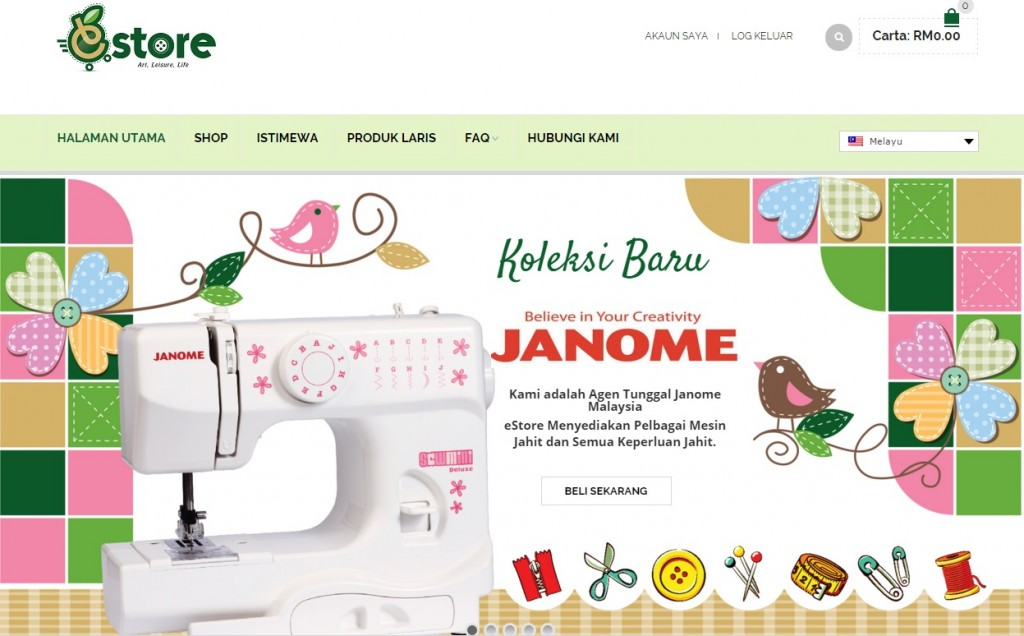 epalstore website malay