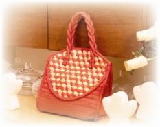 kursus jahitan diy beg tangan quilt mesh
