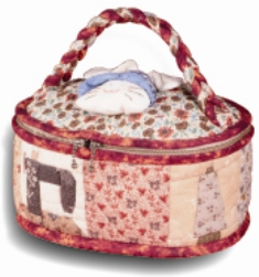 Beg Peralatan Bulat
