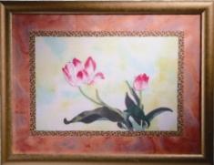 Kursus Jahitan DIY Lukisan Cina