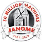 Mesin-Jahit-Janome-50-million-Mesin-Jahit-Logo