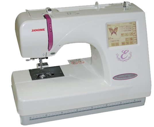 Promosi hebat for Janome memory craft 350e manual